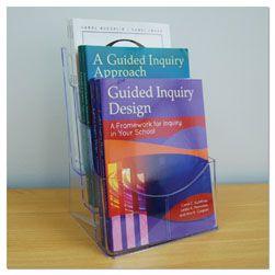 A4 Freestanding Book Display