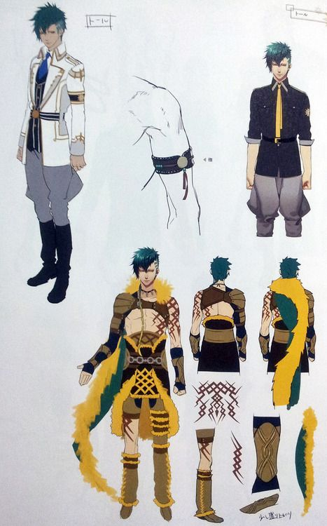 D Amp D Character Design : Kamigami no asobi dionysus google search pin