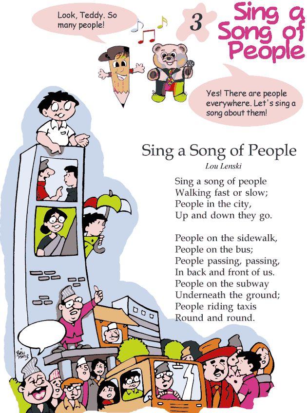 poem comprehension for grade 4 pdf