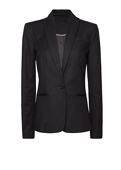MANGO - Suit blazer