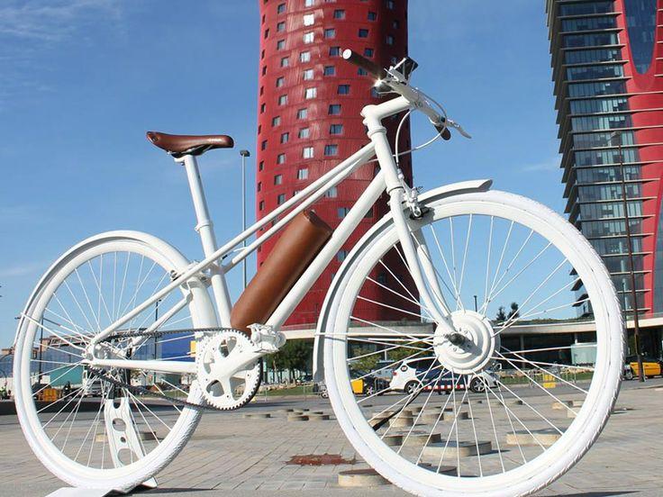 Little Italy! La prima bicicletta elettrica firmata Motorini Zanini