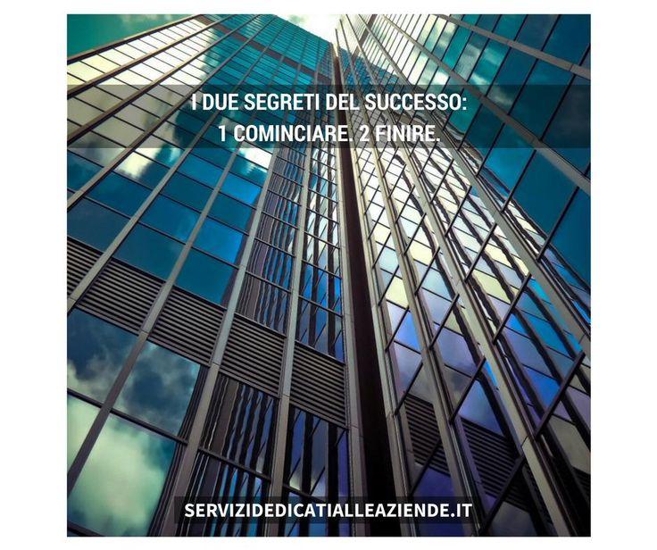 Se l'opportunità non bussa, costruisci una porta. (Milton Berle) #businessintelligente #marketingformativo