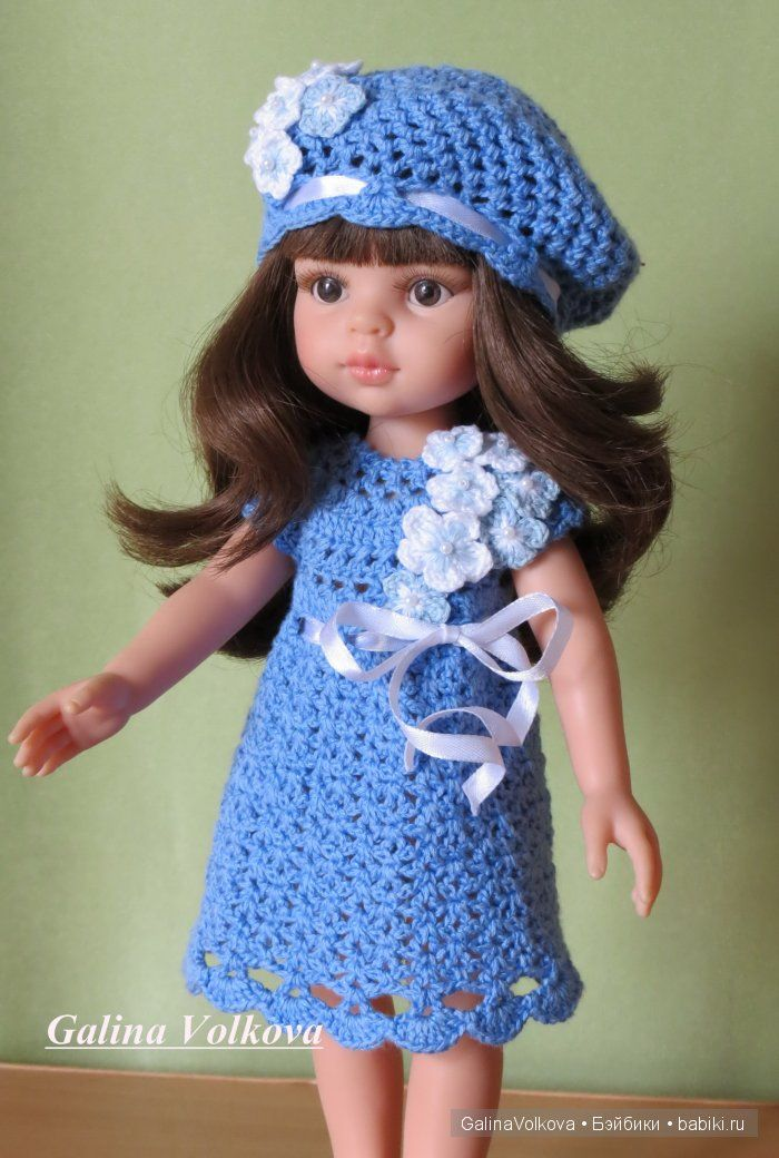 Летние наряды для любимой куклы. / Одежда и обувь для кукол - своими руками и не только / Бэйбики. Куклы фото. Одежда для кукол