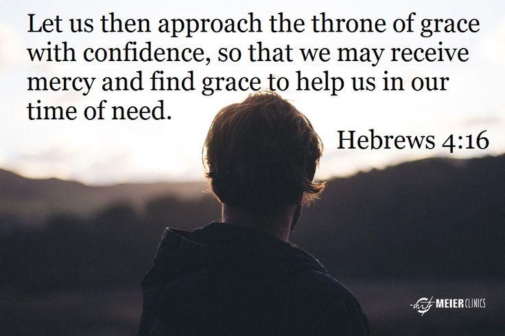 Hebrews 4:16 #bible #verse