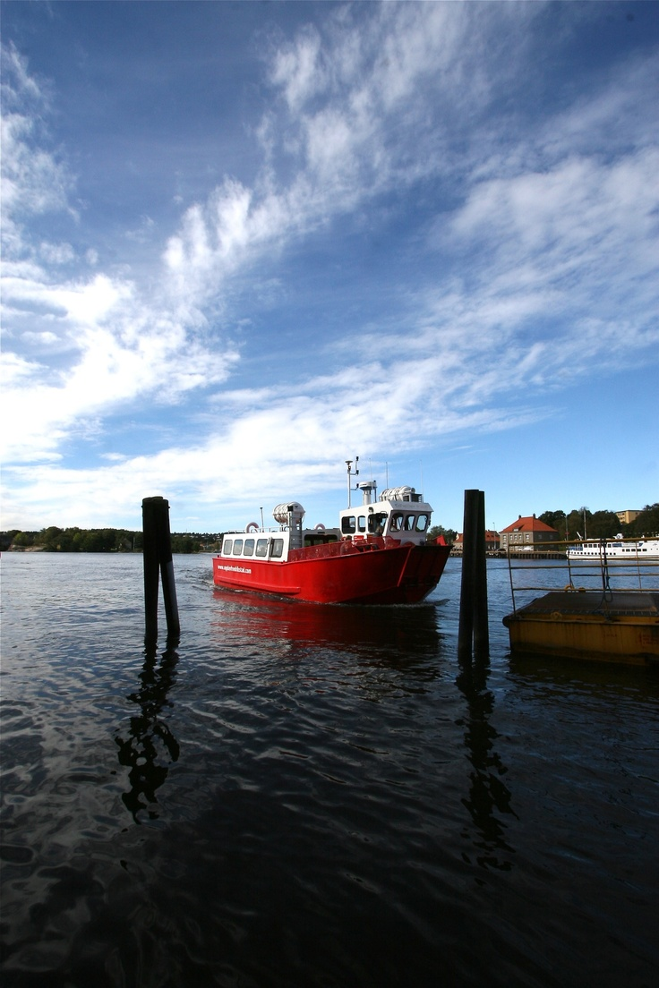 tour the waters of Fredrikstad