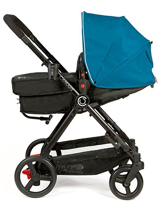 Amazon Com Contours Bliss 4 In 1 Stroller System Laguna