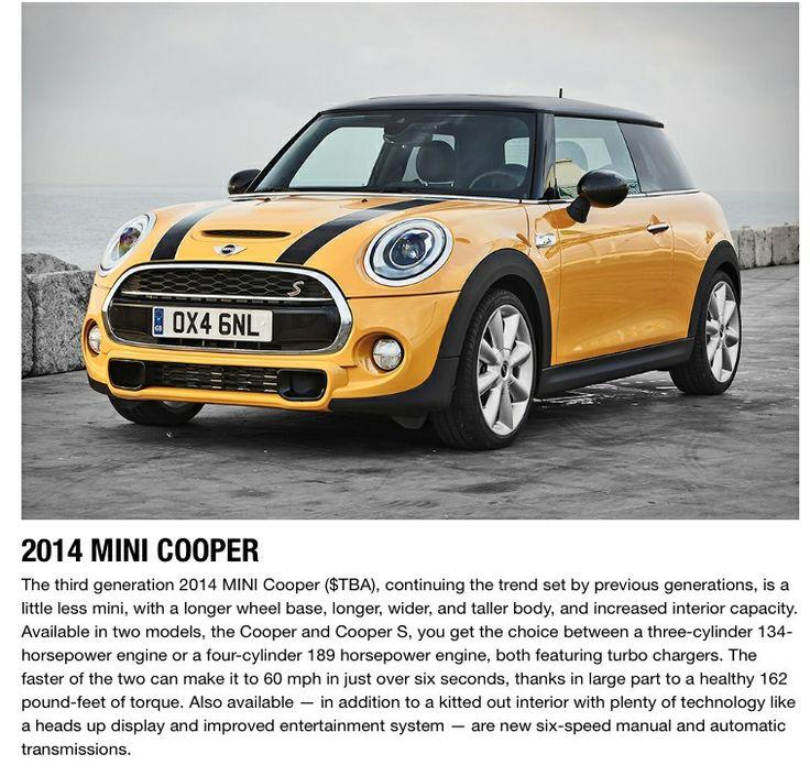 2014 Mini Cooper