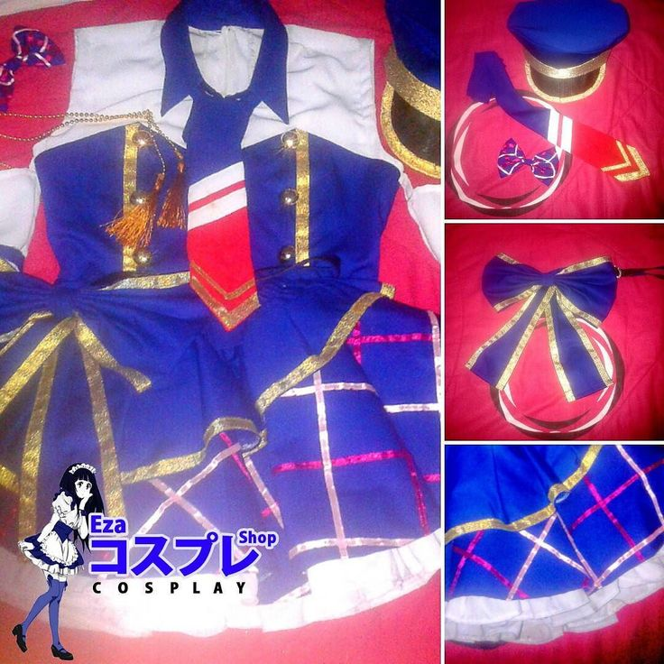 Yey Kostum Kotori minami pesenan sist @michi_aichiichan udah ready.  Terima kasih sudah percaya kepada dengan @ezacosplayshop  Percayakan masalah kostum anda kepada kami karena Kami Ada Untuk Anda…