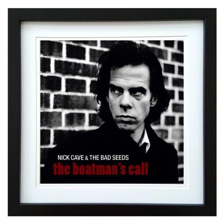 Nick Cave | The Boatman's Call Album | ArtRockStore