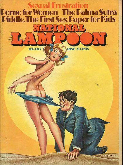 National Lampoon February 1973
