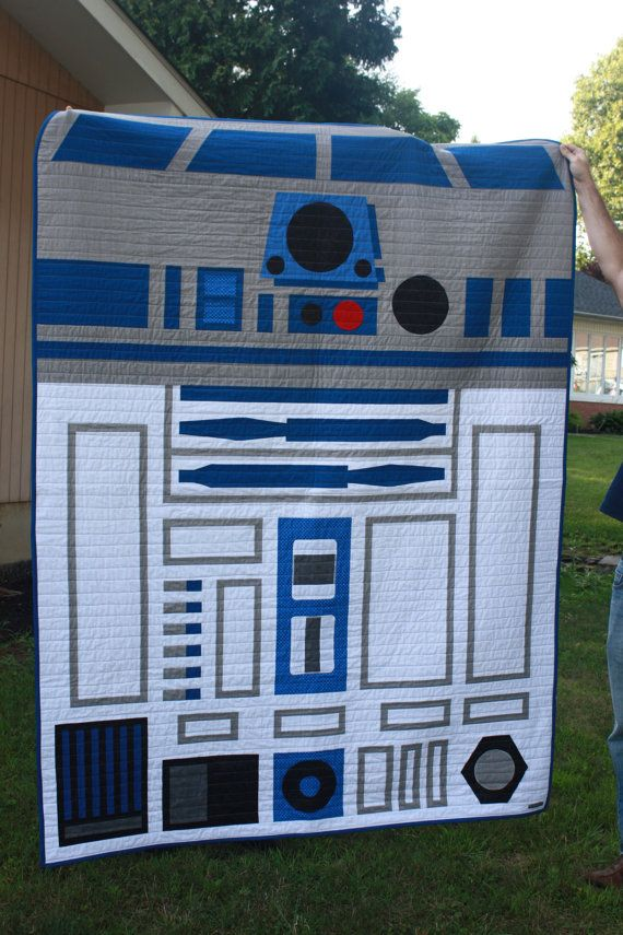Hey, I found this really awesome Etsy listing at https://www.etsy.com/listing/202533553/star-wars-quiltr2d2-quiltr2-kt-quilt