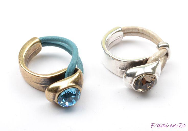 Leuk, zelf ringen maken