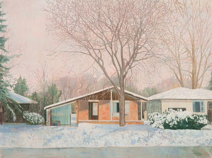 London, Ontario painter Sky Glabush lists Jack Chambers as an influence.