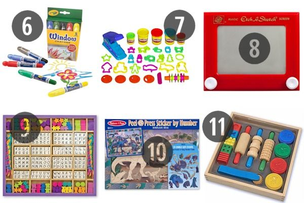 Best Educational Toddlers Toys 2