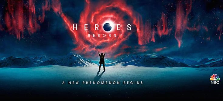 Comic Con Extended Heroes Reborn Trailer