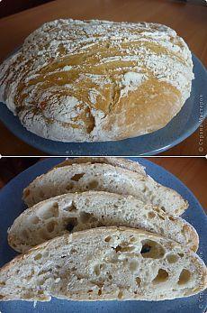 Хлеб без замеса в духовке | Страна Мастеров