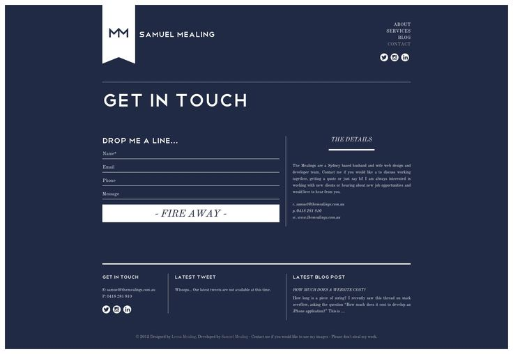 Designing a responsive form, 20 inspirational solutions   #webdesign #responsivedesign