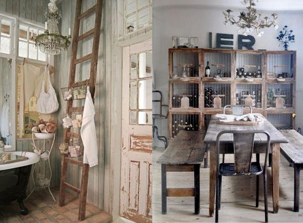 primitive wedding decorating ideas   36 Stylish Primitive Home Decorating Ideas   Decoholic.org