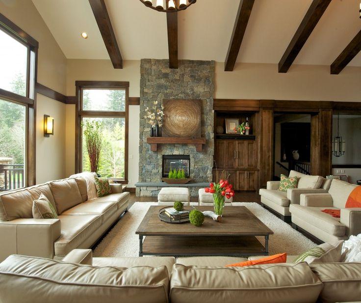 Custom Home Interior By Nordby Design Studios