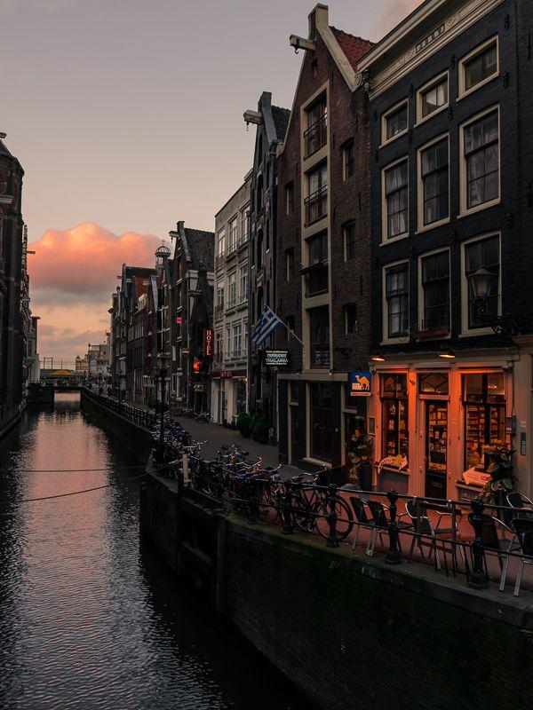 Amsterdam by Evgeny Markalev on 500px