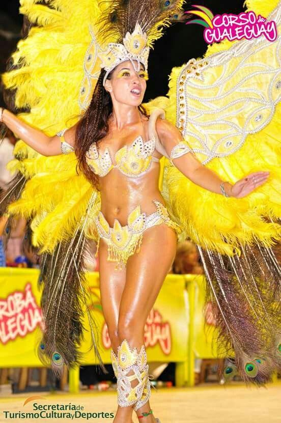 Gualeguaychu. Carnaval. Entre Rios. Argentina