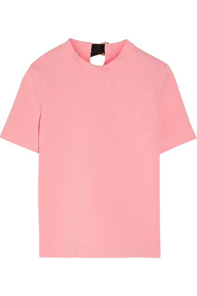 Marni - Open-back Crepe Top - Pink - IT44