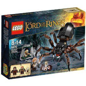 Lego Herr der Ringe 9470 - Der Hinterhalt von Shelob