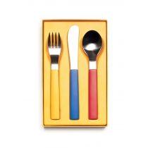 David Mellor child's cutlery set