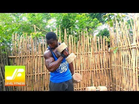 Amazing African Bodybuilders   Level Fitness