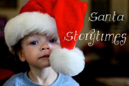 Santa storytimes in hobsons bay