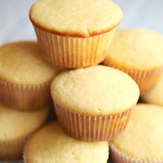 Basic Vanilla cupcakes The recipe is not well written, but takes like my grandmothers.