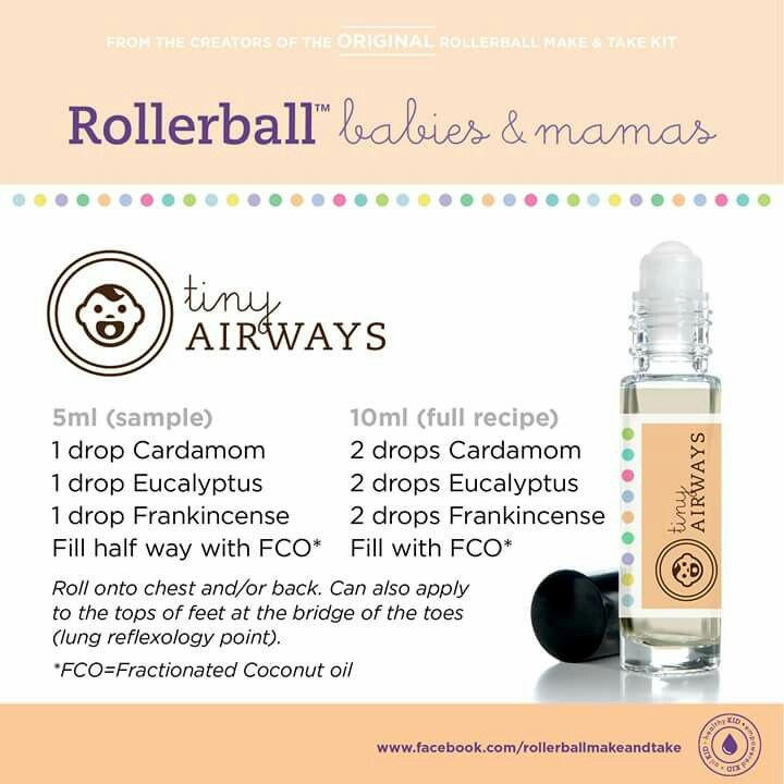 Rollerball Babies & Mamas - Tiny Airways