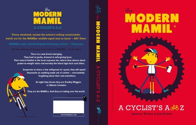 Spencer Wilson - The Modern MAMIL - A Cyclist's A-Z - Kinkajou books Tiphaine-illustration #bike #alphabetbook #velocipede