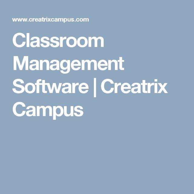 Classroom Management Software | Creatrix Campus