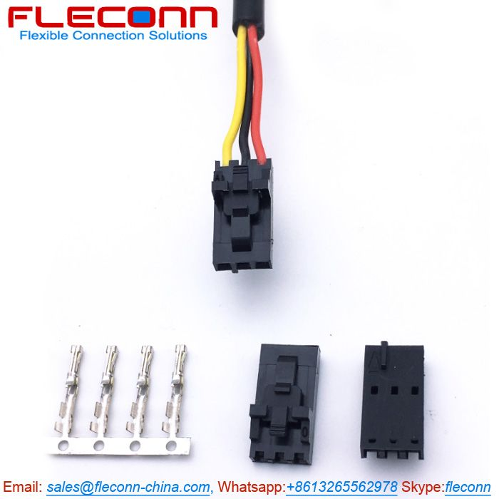 Molex 2 54mm Pitch Sl 14 56 7032 3 Circuits Female Single Row Connector Wire Harness Wire Connectors Connector Wire