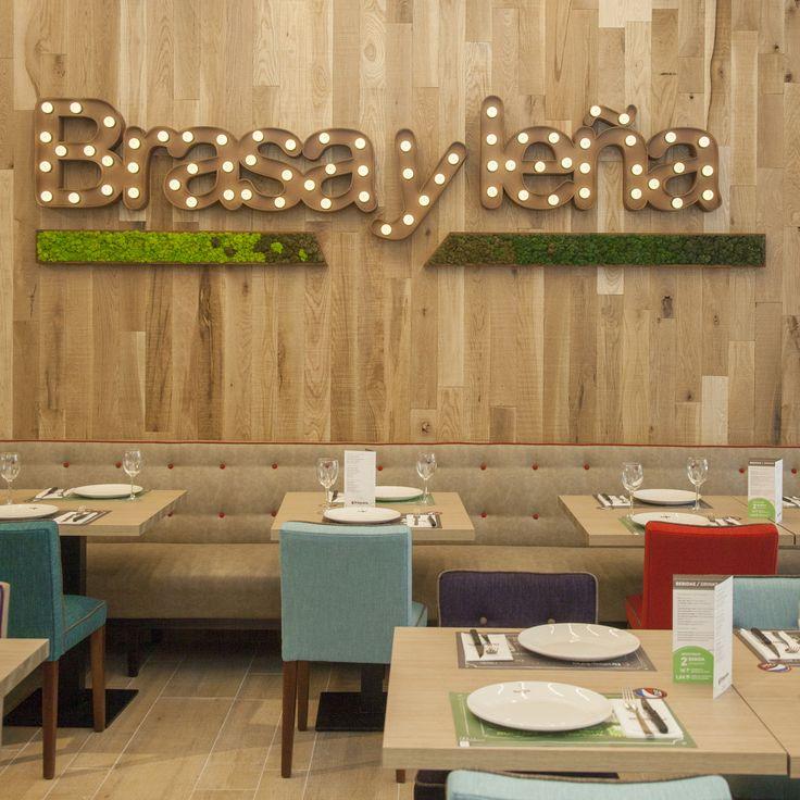 Liquen Custom   Brasayleña CC Plenilunio   #logotipo #verde #green #liquen #lichen #letrascorporeas #branding #restaurantdecor #brasayleña #letrasdemadera