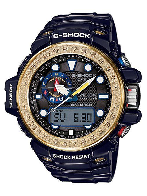 0142ddb6a46a Casio Malla Me Up G SHOCK Cuarzo  Batería JAPAN Reloj (Modelo de Asia)  GWN-1000F-2A