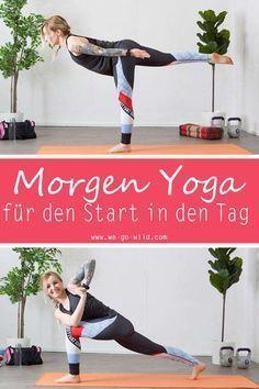Yoga am Morgen zum Wach werden: 11 Übungen für mehr Energie