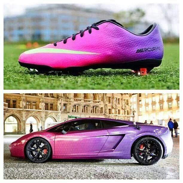Nike Lamborghini Shoes