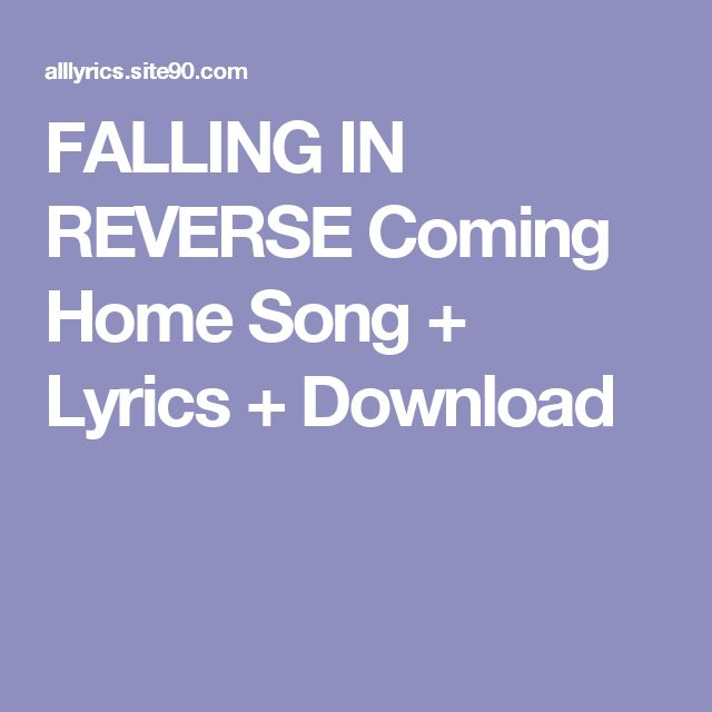Download Song Quotes: 17 Best Ideas About Falling In Reverse On Pinterest