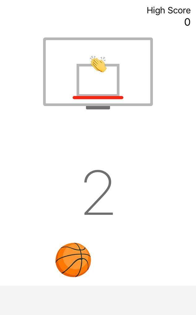 How To Play Facebook Messenger S Hidden Basketball Game Facebook Messenger Basketball Games Games