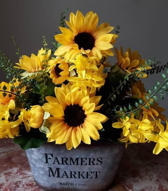 Pin On Sunflower Wedding