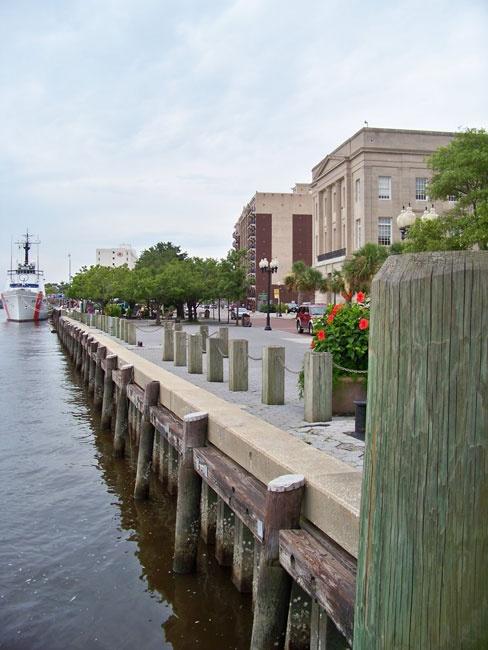 Wilmington, NC waterwalk