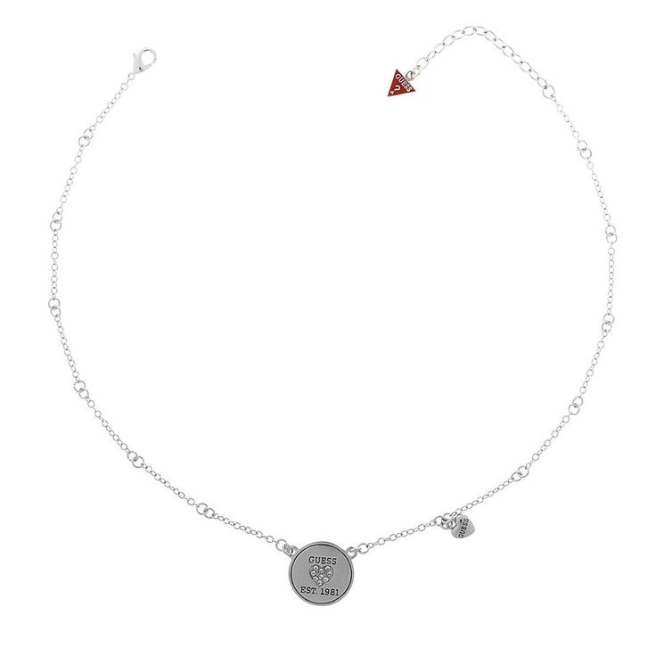 Guess necklace via fashionvictim online. Click on the image to see more!