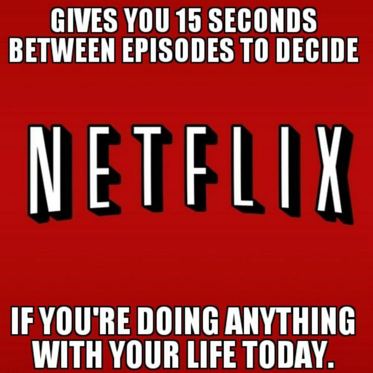 30+ Netflix Memes That Are Breaking The Like