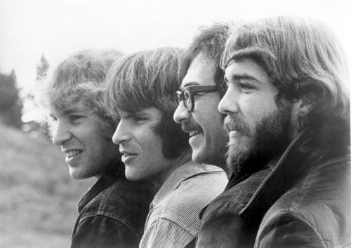 Creedence Clearwater Revival. Some of the best music from back in the day. Awesome in movies and movie soundtracks.