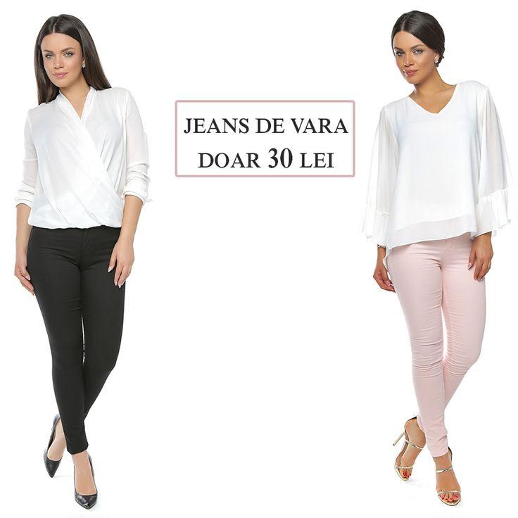 Diversifică stocul magazinului tău; Adaugă la vânzare și jeanși pe care îi poți cumpăra de aici:  http://www.adromcollection.ro/641-jeans-angro-ft6.html
