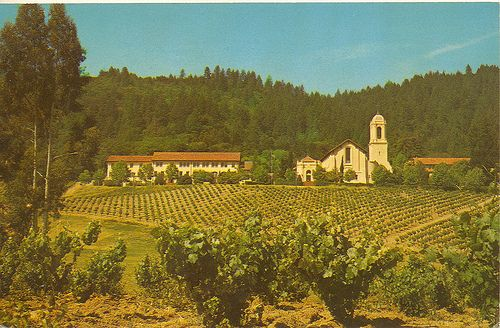 Christian Brothers' Mont La Salle - Located next to Hess Collection winery on Redwood Road, Napa. Unadvertised, moderately priced lodging is available (16 rooms) in this historic, unique setting.