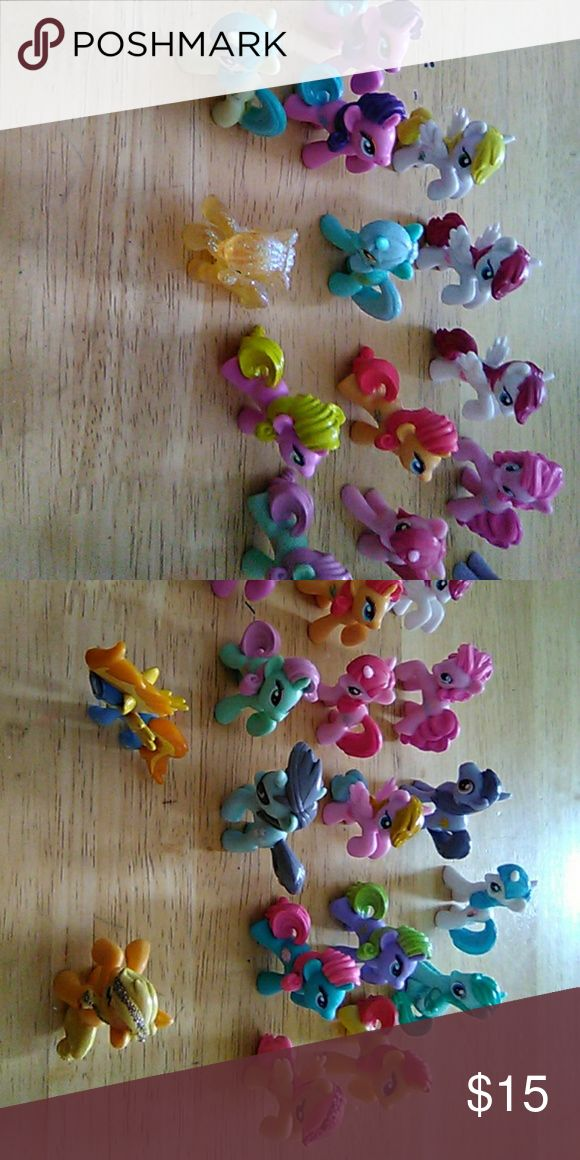 My little pony My little pony figures Other