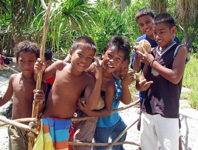 Kiribati People | Travel | Pinterest | Boys, Kid and People
